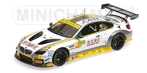 Bmw m6 m6 m6 gt3 rowe racing blomqvist macao GT Cup FIA GT World Cup 2017 1 43 Model bcf7bb