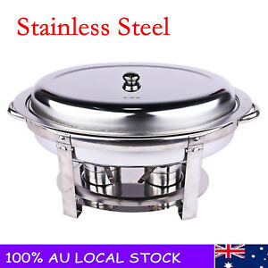 Oval-Shape-Stainless-Steel-Chafing-Dish-Buffet-Bain-Marie-Bow-Chafing-Dish-AU