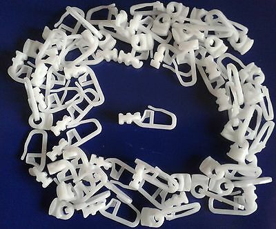 LORRY CURTAIN HOOKS  PACKS OF 100 RENAULT  T  CAB  TRUCK