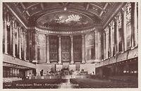 Postkarte - Wiesbaden / Konzertsaal im Kurhaus