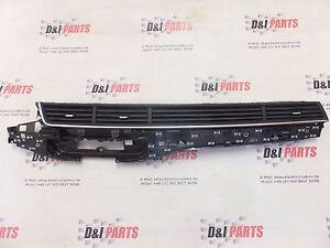 Audi-Q7-4M-Luftduese-Mitte-Luftausstroemer-Armaturenbrett-Dekor-4M1820902B