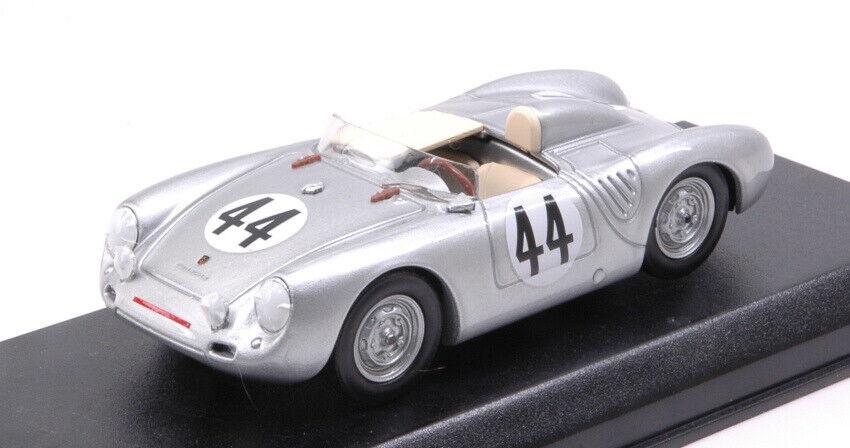 punto de venta barato Porsche 550 RS  44 8th 8th 8th (winner class) 12 h Sebring 1957 bunker Wallace 1 43  los nuevos estilos calientes