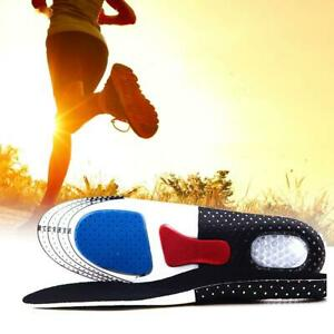 Men-Gel-Orthotic-Running-Insoles-Insert-Shoe-Pad-Arch-Support-Cushion-L-Size