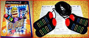 PS2-BUZZ-POP-QUIZ-INKLUSIVE-BUZZER-PARTY-SPIELSPASS-FUR-BISZU-4-PERSONEN