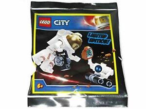 LEGO-CITY-ASTRONAUTA-minifigura-PROMO-FOIL-Pack-Set-951908