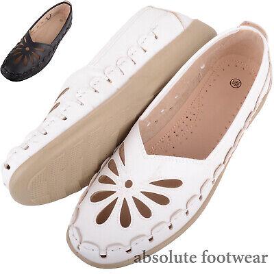 Ladies / Womens Lightweight Casual Slip On Summer / Holiday Sandals / Shoes Ein BrüLlender Handel