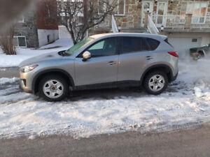 Mazda CX5 GS 2015   98200 KM  $15,200