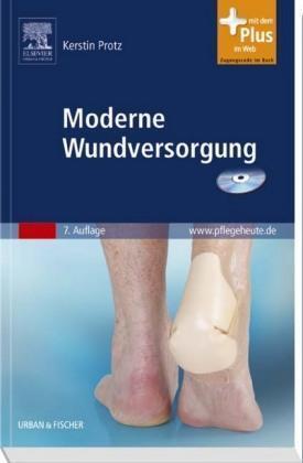 Moderne Wundversorgung: mit CD-ROM  und pflegeheute.de-Zugang, UNBENUTZT