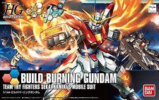 Gundam Build Fighters Try HGBF #018 Build Burning Gundam 1/144 Model Kit Bandai
