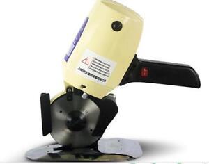 Electric Cloth Cutter Fabric Cutting Machine Sharpening Blade 100mm Blade