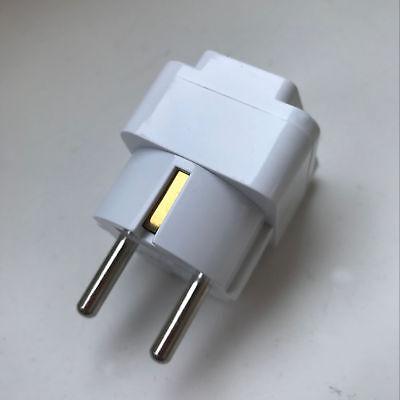USA US UK AU To EU Europe Travel Charger Power Adapter Converter Wall Plug ESJB