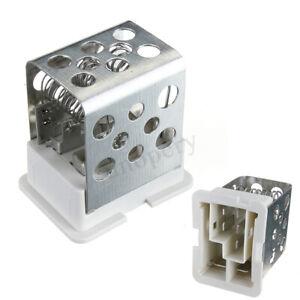 Riscaldatore-Blower-Motore-Ventilatore-Resistore-Per-Vauxhall-Astra-G-MK-IV-4-5-ZAFIRA-90560362
