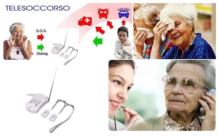 Serviceruf, telealarm für senioren und menschen mit behinderung