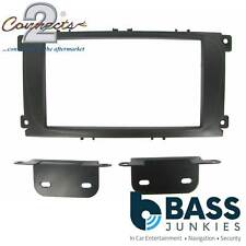 CT23FD07 Car Stereo Double Din Fascia Panel Adaptor for FORD Mondeo 2007-2014