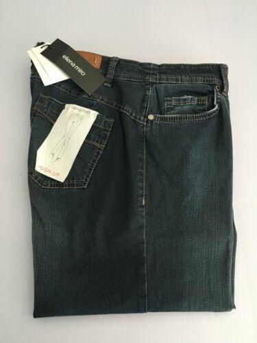 84 up Miro' 17 Con Cotone Elena Leggero Jeans Tasca 46 Applicazioni Donna Push w6Tnz4ZRq