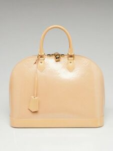 Louis-Vuitton-Rose-Florentine-Monogram-Vernis-Alma-GM-Bag