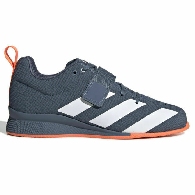 Size 8 - adidas adipower Weightlifting 2 Tech Ink White