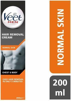 Veet For Men Hair Removal Cream Normal Skin 200ml ...