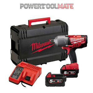 milwaukee m18chiwf12 502x 18v fuel 1 2 impact wrench 2x. Black Bedroom Furniture Sets. Home Design Ideas