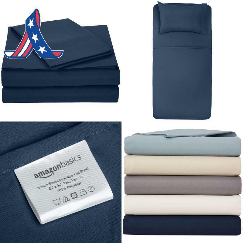 Microfiber Sheet Set Available in Multiple Farbes