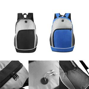 """Waterproof Sports Travel Backpack Rucksack 15/"""" 17/"""" Laptop Bag Schoolbag Daypack"""