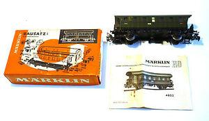 Marklin-4802-Personenwagen