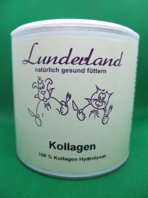 Lunderland Kollagen Arthrose Gelenke Hunde Katzen 300g (3,97€/100g)