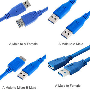 1-8-3m-USB-3-0-High-Speed-Type-A-Male-to-Female-Micro-B-Male-Cable-Adapter-Cord