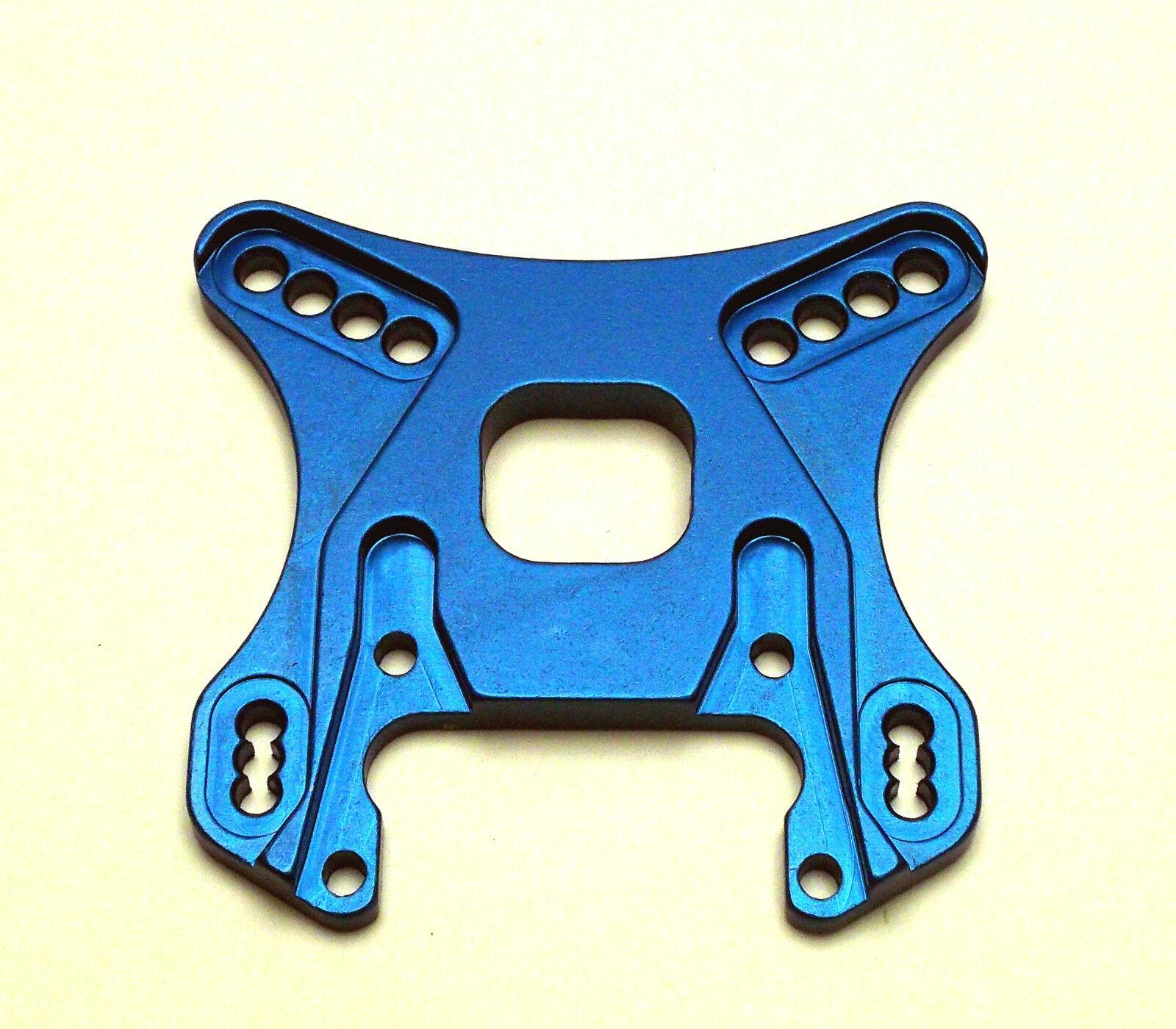 XTREME RACING TEAM LOSI 5IVE Azul Aluminio Frente Torre de choque XTR 1088 oalbl listo para correr