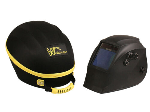 WELDINGER Helmtasche WELDINGER Aktion Automatikschweißhelm AH 400 pro Panorama