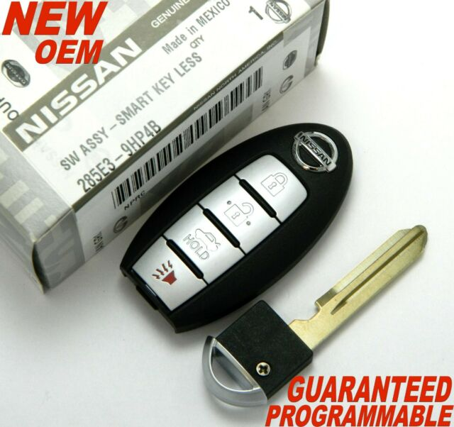 NEW SEALED OEM 2013 2014 2015 NISSAN ALTIMA REMOTE KEY FOB