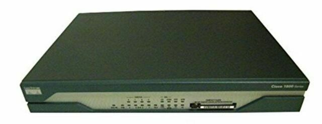 Cisco 1802W Integrated Services Router