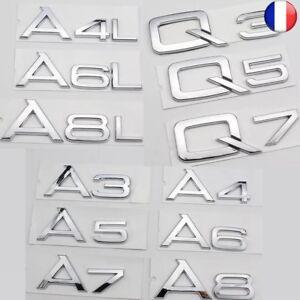 Metal-Logo-Audi-A3-A4-A4L-A5-A6-A6L-A7-A8L-Q3-Q5-Q7-LOGO-Voiture-Style-Auto-Car