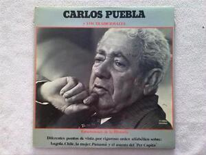 CARLOS-PUEBLA-Y-LOS-TRADICIONALES-LP-VINILO-ESPANA-1977-EX-NM-EX-NM
