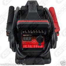 KS Tools 12v BATTERIA-BOOSTER AVVIAMENTO dispositivo 700a con supporto di ricarica 550.1760
