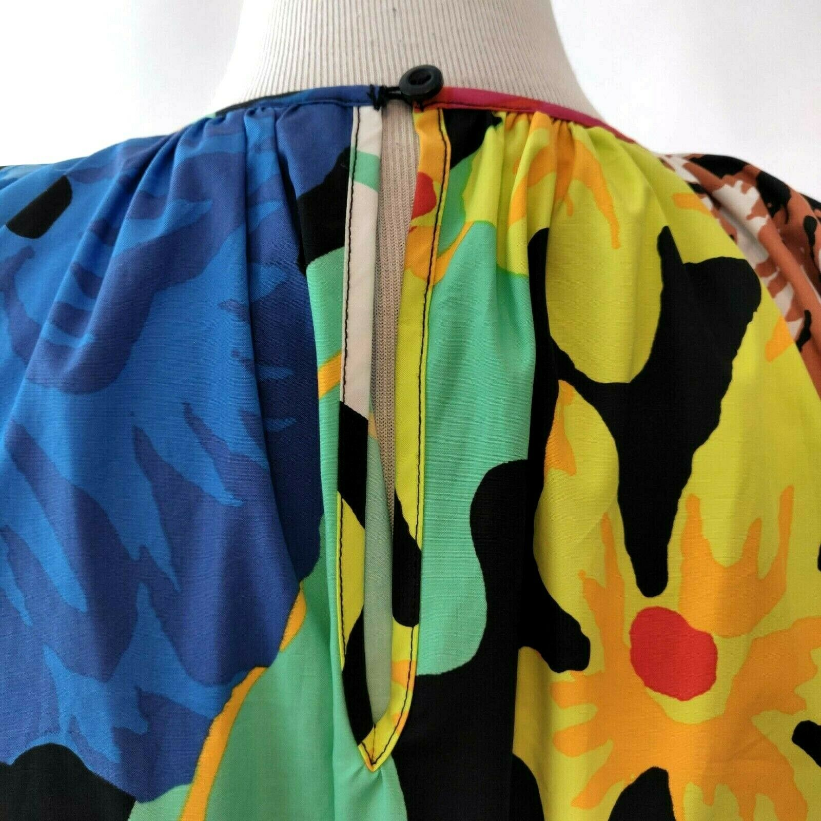 Christopher John Rogers Target Womens Floral Puff… - image 9