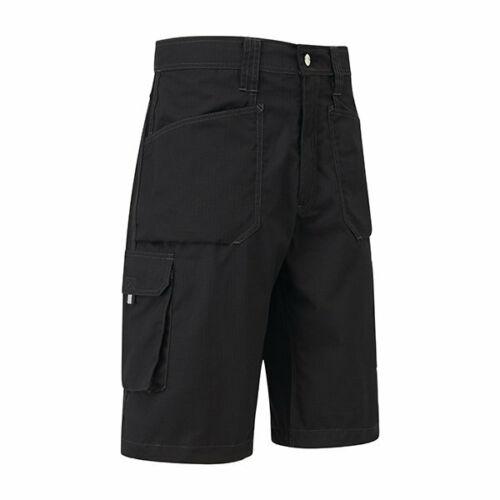 NUOVA linea uomo lavori Endurance Pantaloncini con Fondina Tasche ADULTO Estate Wear Pantaloni mezzo