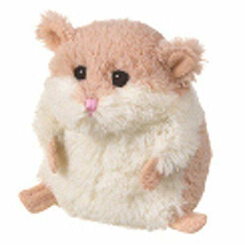 "Ganz Lil/' Hamsters Beige 3 1//2/"" Plush  NEW"