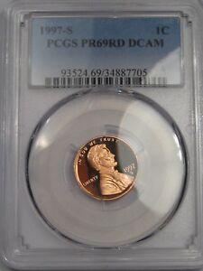 Deep-Cameo-Proof-1997-s-Lincoln-Penny-PCGS-PR69-DCAM-46