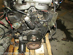 2003 Land Rover Discovery Engine Motor 4 6 V8 03 04 For