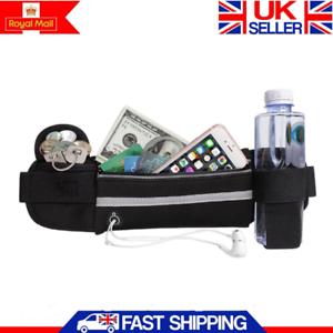 Bum Bag Unisex Sports Running Jogging Waist Belt Travel Phone Keys Mobile Money