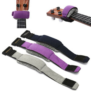 1pc strings guitar mute fretboard muting wraps acoustic classic guitars bass vq ebay. Black Bedroom Furniture Sets. Home Design Ideas