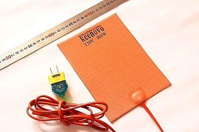 KEENOVO Homebrewing Mash Tun Silicone Heater 165W 220V C Shape