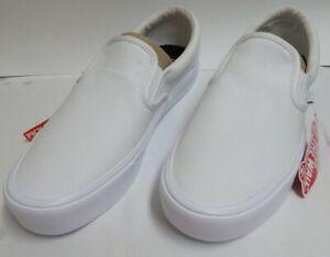 Vans UltraCush Lite Slip-On White/True