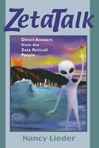 Details about Zeta Talk: Direct Answers from the Zeta Reticuli People by  Lieder, Nancy