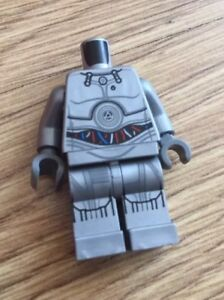 New lego silver protocol droid from set 75146 star wars episode 4//5//6 sw0766