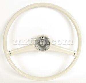 Mercedes-190-SL-Ivory-Steering-Wheel-OEM-New