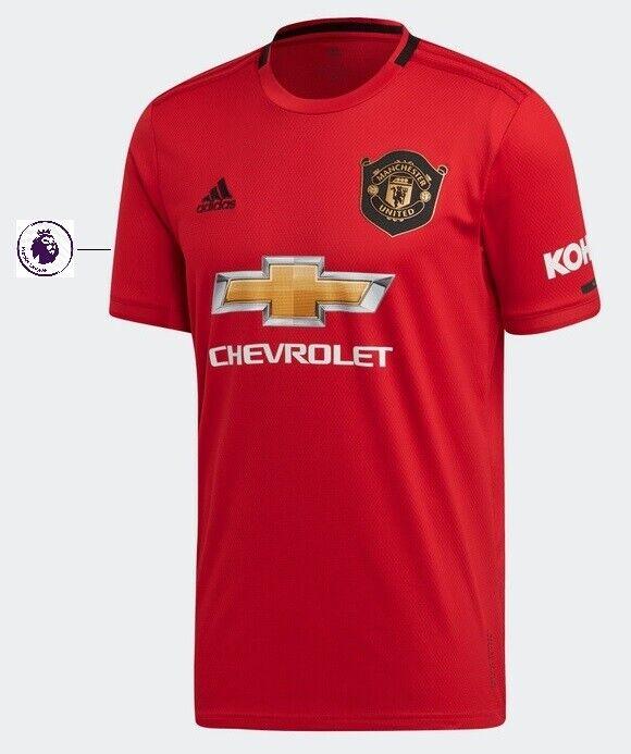 Trikot Adidas Manchester United 2019-2020 Home Premier League  ManU