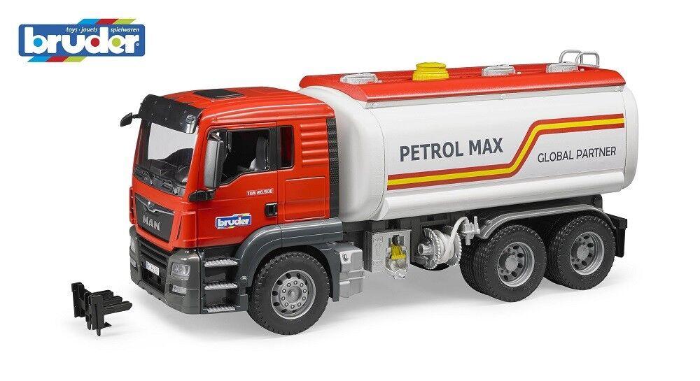 Bruder 03775 MAN TGS Tankwagen 1 16 Tanker    Beliebte Empfehlung
