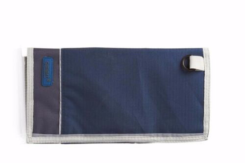 Gelert Global Map Case Copen Blue Pewter Mapcase Cover Protector Bag Plastic